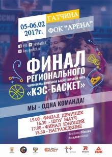 Школьная Баскетбольная Лига «КЭС – БАСКЕТ»