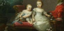 Детство во дворце