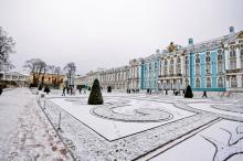 Семейная прогулка-экскурсия по Екатерининскому парку (5+) (Пушкин)
