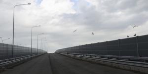 Движение по путепроводу по улице Киевская откроется к августу