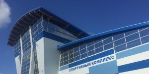 В Вырице построили самый большой в Гатчинском районе ФОК