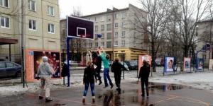 Баскетбол на масленицу!