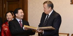 Ленинградская область расширяет сотрудничество с Китаем