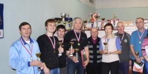 Турнир Гатчинского муниципального района по игре в дартс «Осень-2015»