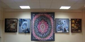 Выставки лоскутного шитья