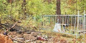 Брошенные места захоронений использовать повторно...