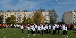 Ленинградская область развивает доступный спорт
