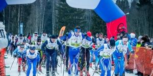 37 Гатчинский лыжный марафон, посвященный Международному женскому Дню!