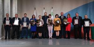 Награды – Гатчинскому району