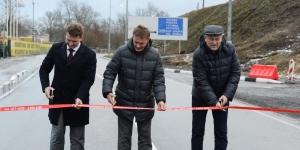 Открытие после капитального ремонта автомобильной дороги А-120