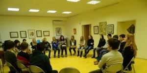 Встреча Дискуссионного клуба