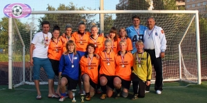 X Чемпионат Женской Футбольной Лиги