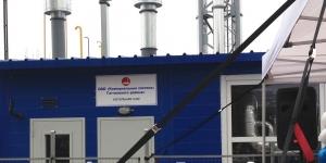 Открытие новой котельной в Лукашах (ФОТО)