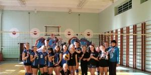 Открытый Кубок по волейболу среди девушек