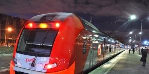 Скорые поезда «Ласточка» начнут регулярное движение с 15 января