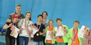 «РитмИкс» стали Чемпионами и Вице-Чемпионами России