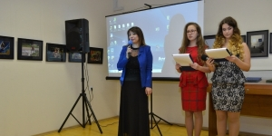 Людмила Тептина открыла марафон «Добрый город Гатчина»