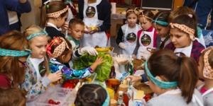 Первый кулинарный фестиваль-конкурс