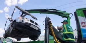 Правительство рассчитает стоимость перемещения машин