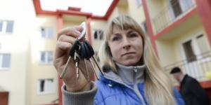 Доступное жилье для молодых селян