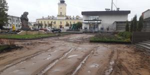 Комфортная городская среда: Площадь Победы преображается