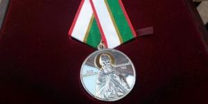 Награда к юбилею вырицкого храма