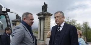 Александр Дрозденко: «Реконструкция Гатчины продолжится и после праздника»
