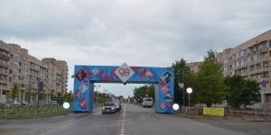 Гатчина за день до юбилея Ленинградской области (ФОТО)