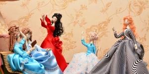 Мир кукол Екатерины Балабиной