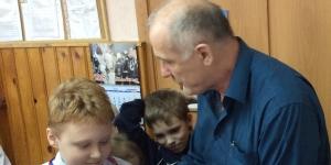 Кубок Гатчины по шахматам среди детей
