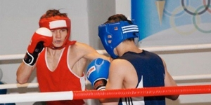 Лучшие боксеры области в Гатчине