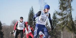 36 Гатчинский лыжный марафон