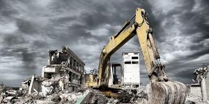 О сносе здания в Гатчине