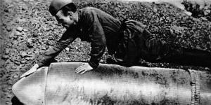 Найдены 11 немецких снарядов времен