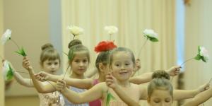 Детский сад в поселке Войсковицы