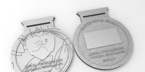 Представляем медаль пробега