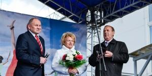Русских В.П. вручен почетный знак Заслуженного тренера Российской Федерации