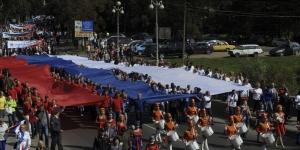 День Государственного флага в Гатчине: плюсы и минусы