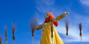 Сегодня - 24 февраля началась Масленичная неделя!