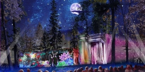 «Ночь света в Гатчине». Программа