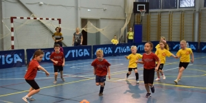 Соревнования по мини-футболу среди детских садов