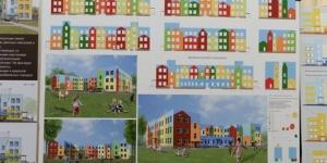 Пять детсадов с яркими фасадами будут сданы  в Гатчинском районе