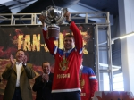 Ленинградская область встречает Кубок мира по хоккею