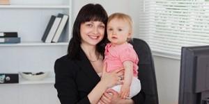 Деловым мамам будут выплачивать 400 тысяч рублей