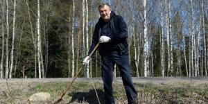C середины апреля пройдут традиционные уборки территорий