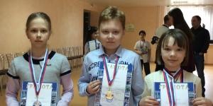 Горлов Артем – чемпион Ленинградской области 2015 года по шахматам!