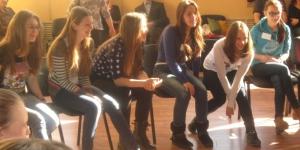 X традиционный слёт волонтёров образовательных учреждений