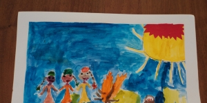 Завершился конкурс детско-юношеского творчества