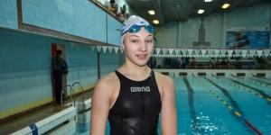 Чемпионат Гатчины по плаванию