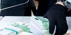 В Дружной Горке похитили 1,4 миллиона рублей